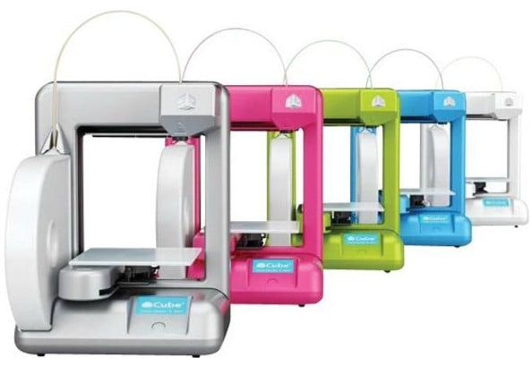 Staples Cube 3D