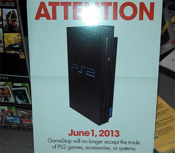 GameStop PS2