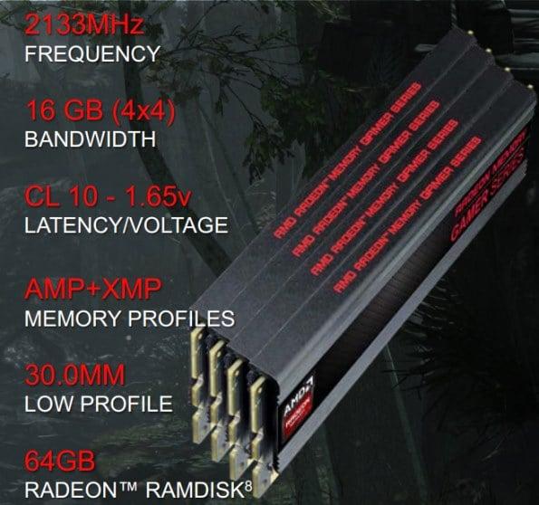 AMD Announces New, Enthusiast-Oriented Radeon 2133 RAM | HotHardware