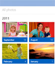 SkyDrive Uploads Now Faster, Photos Viewable In Timeline View