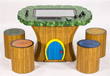 Lenovo's Horizon Table PC Gets Decorated As A Treehouse