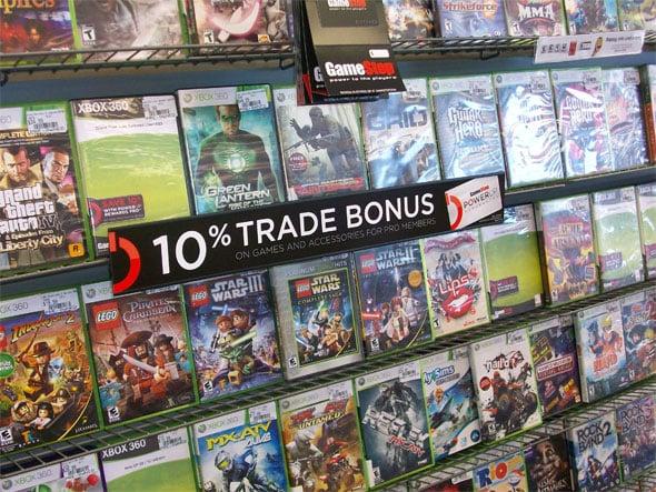 GameStop Games