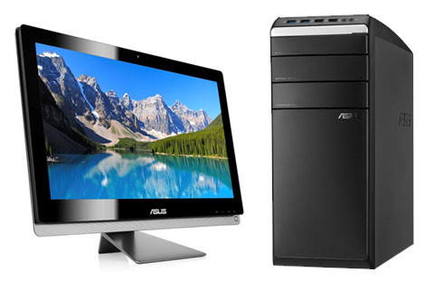 ASUS' New Desktop and AIOs Packing 4th-Gen Intel Haswell Chips ...