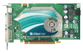 Albatron 7950GT Press Release
