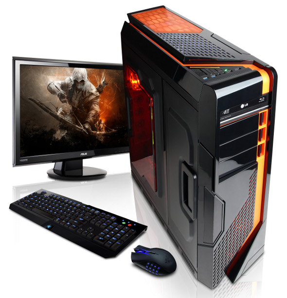 CyberPowerPC Haswell