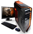 CyberPowerPC's Haswell Offerings Include Zeus EVO Thunder Desktops and FANGbook EVO Notebooks