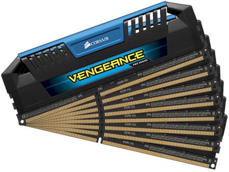 Corsair Vengeance Pro DDR3 Memory