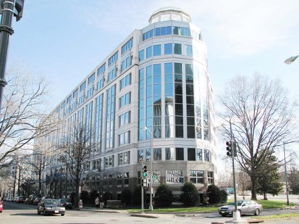 U.S. ITC building