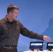 Live Intel Bay Trail Demo Shows Silvermont Core Architecture Smokes Previous Gen Atom
