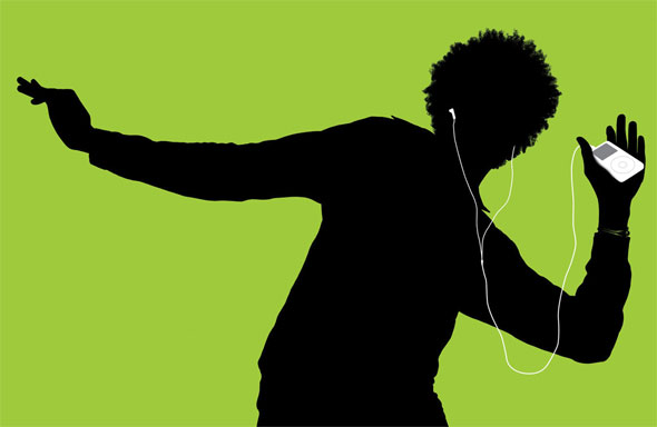 Apple iPod Dance