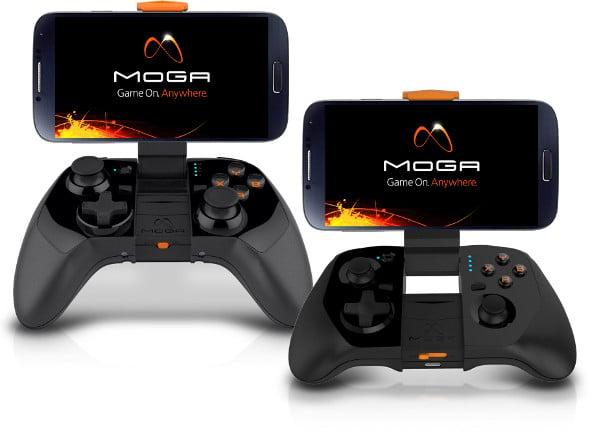 MOGA controllers