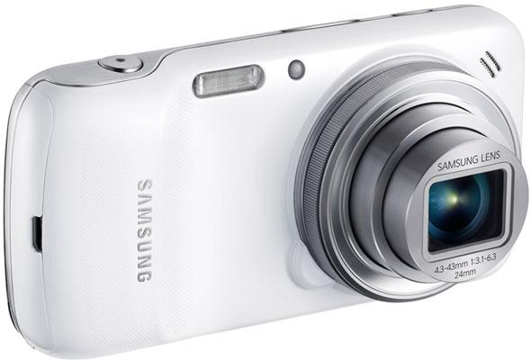 Galaxy S4 Zoom Camera