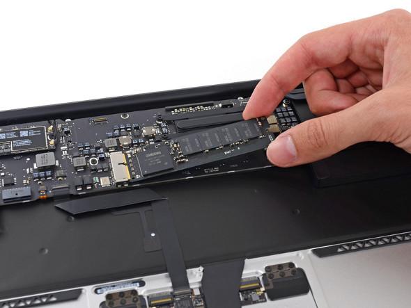 Macbook Air PCIe