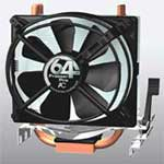 Arctic Cooling Announces the Freezer 64 Pro with PWM Fan Control