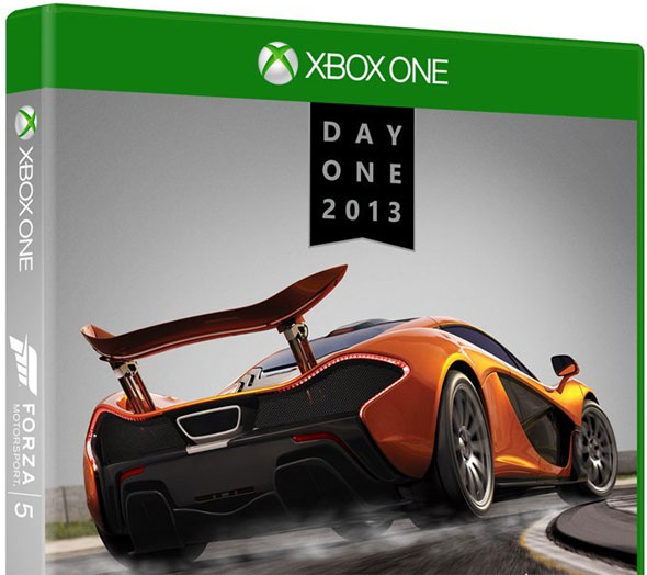 Forza 5 Day One Edition
