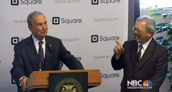 Mayor Bloomberg Announcing Digital Cities