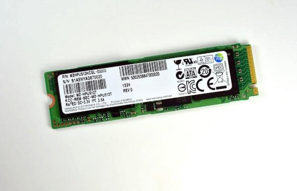 Samsung PCIe SSD