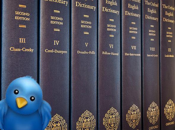 OED Twitter