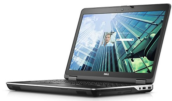 Dell Latitude E6540 business-class laptop
