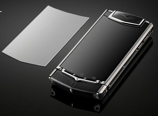 Vertu Ti Display