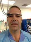 Surgeon Uses Google Glass and iPad To Capture Live Procedure and Streams It To a Hangout