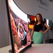 Samsung Launches Curved OLED TV with 3D in South Korea for $13,000