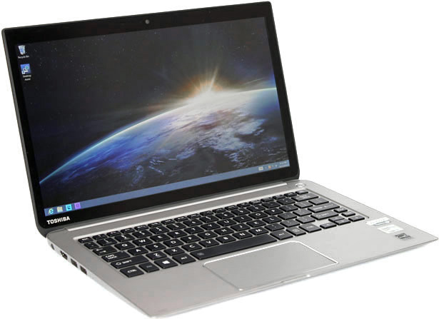 Toshiba KIRAbook High Resolution Ultrabook Review