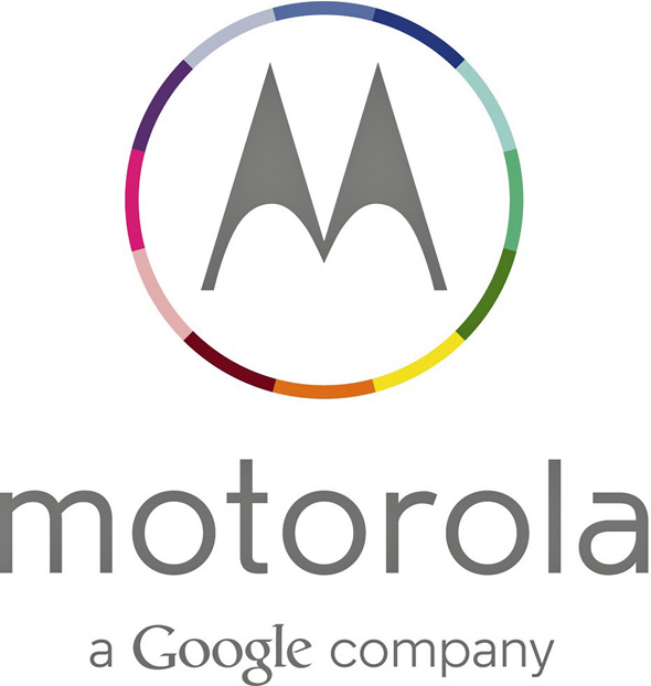 "Motorola Takes On a Decidedly More ""Googly"" Brand Logo"