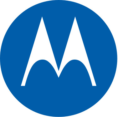 motorola takes on a decidedly more quotgooglyquot brand logo