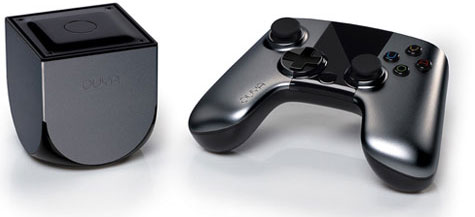 OUYA game console, possible Google competitor
