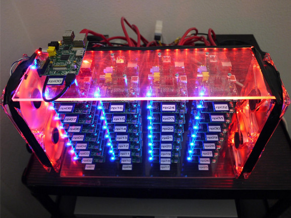 RPiCluster, Raspberry Pi supercomputer