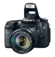 "Canon's New EOS 70D DSLR Boasts ""Instant and Precise"" Focusing of Images and HD Video"