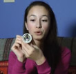 15 Year-Old Google Science Fair Finalist Impresses with Body-Heat Powered Flashlight