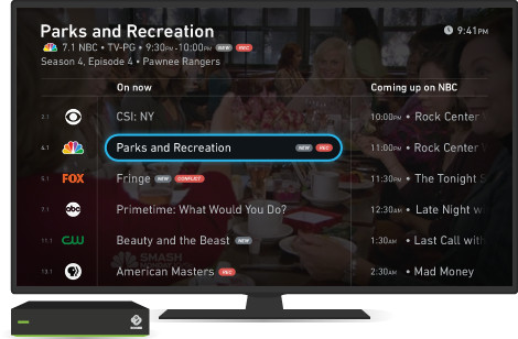 Boxee Cloud DVR, now owned by Samsung