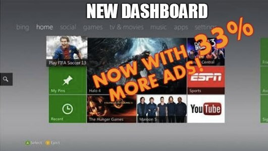 Microsoft Integrates Xbox One Advertising with Kinect