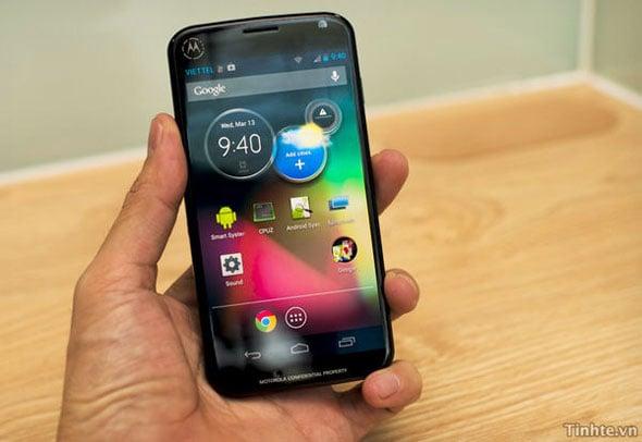 Moto X Smartphone