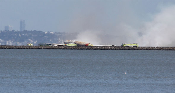 Asiana Airlines Flight 214 Crash