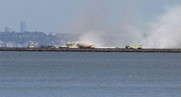 Asiana Airlines Flight 214 Crash
