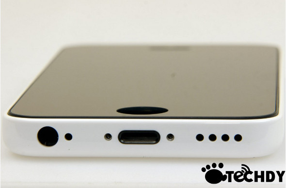 Techdy's alleged plastic budget iPhone