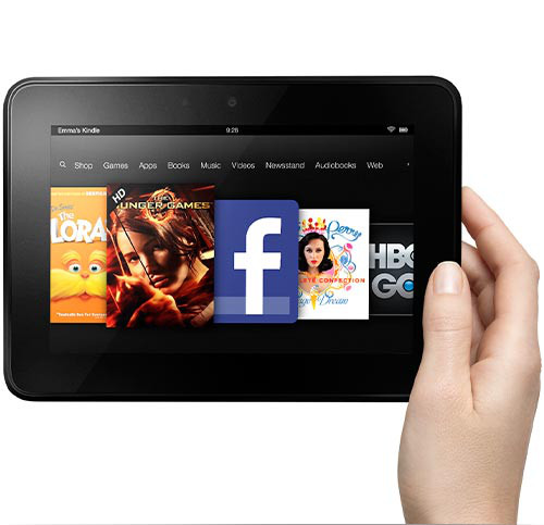 Amazon Kindle Fire HD is on sale