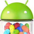 Android Jelly Bean Scoots Past Gingerbread in Market Share for First Time