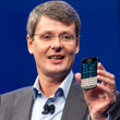 "BlackBerry Chief Pleads for Patience as Company Undergoes a ""Complex Transition"""