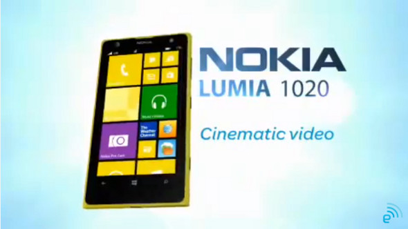Nokia Lumia 1020 leak