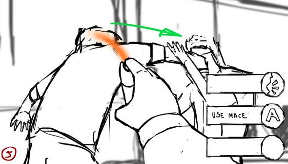 Precinct concept art