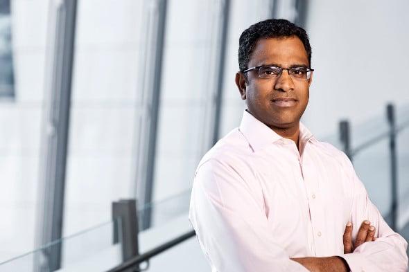 Qualcomm's Raj Talluri, talking trash about Intel in the mobile market