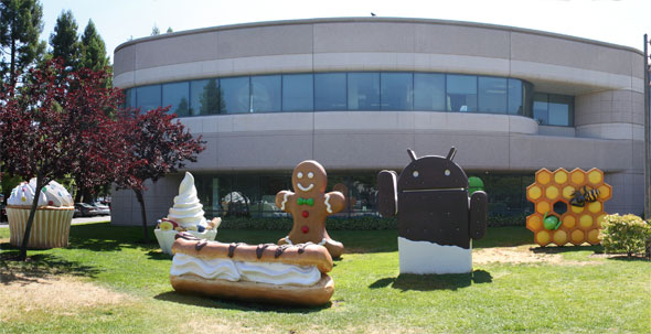 Android Garden