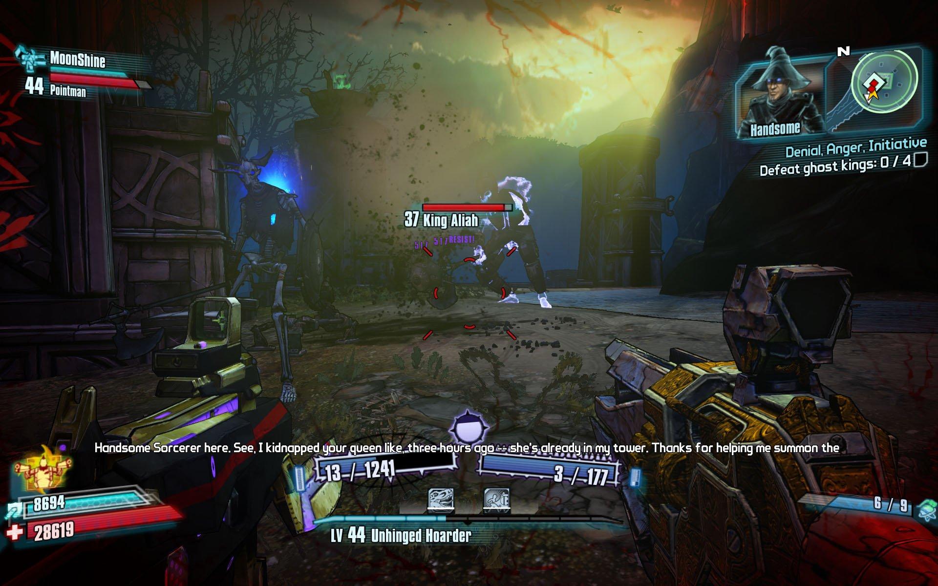 Borderlands 2 - Tiny Tina's Assault on Dungeon Keep