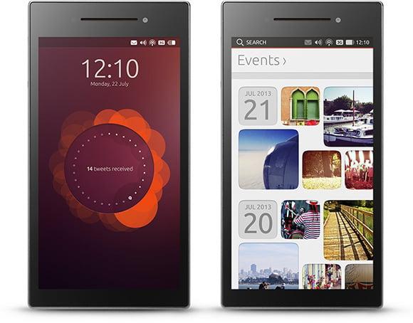 Ubuntu for mobile