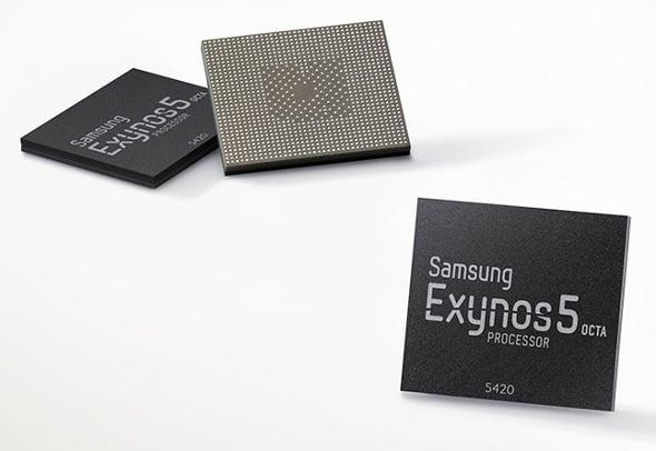 Samsung Exynos 5 Octa mobile processor