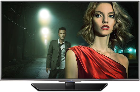 TCL 50-inch 4K Ultra HD TV